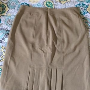 Super cute, fully lined business skirt, sz 14